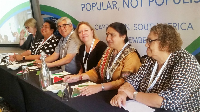 IFWEA 23RD GENERAL CONFERENCE 2019: DAY ONE, 2 December 2019, Cape Town